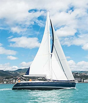 Alquilar velero en Benalmádena, Málaga, Marbella