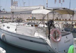Alquilar velero en málaga para 9 personas